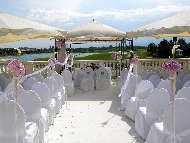 Hochzeit Im Golfclub Fontana Eva Fassl